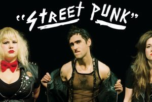 "Hunx And His Punx ""Street Punk"" shoot."