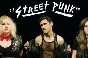 "Hunx And His Punx ""Street Punk"" shoot."